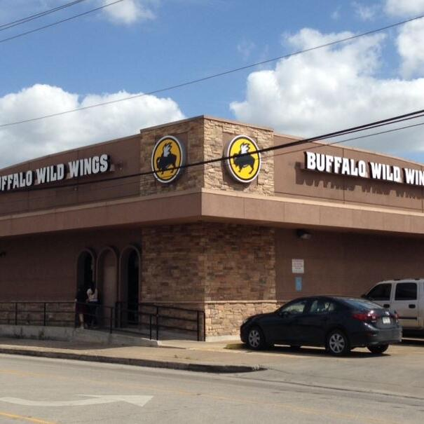 Buffalo Wild Wings sold in Houston