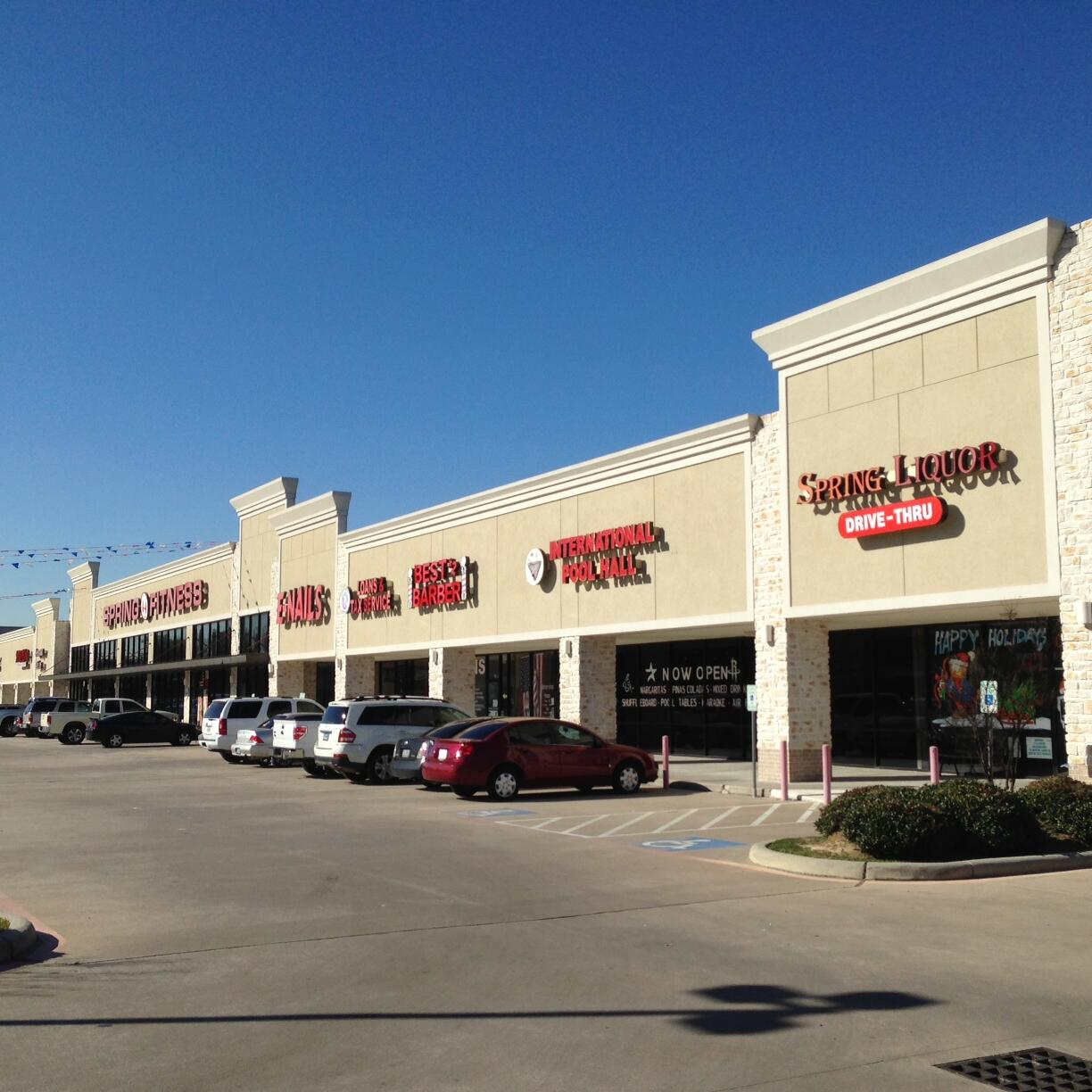 Retail Plaza investment property sold in Houston