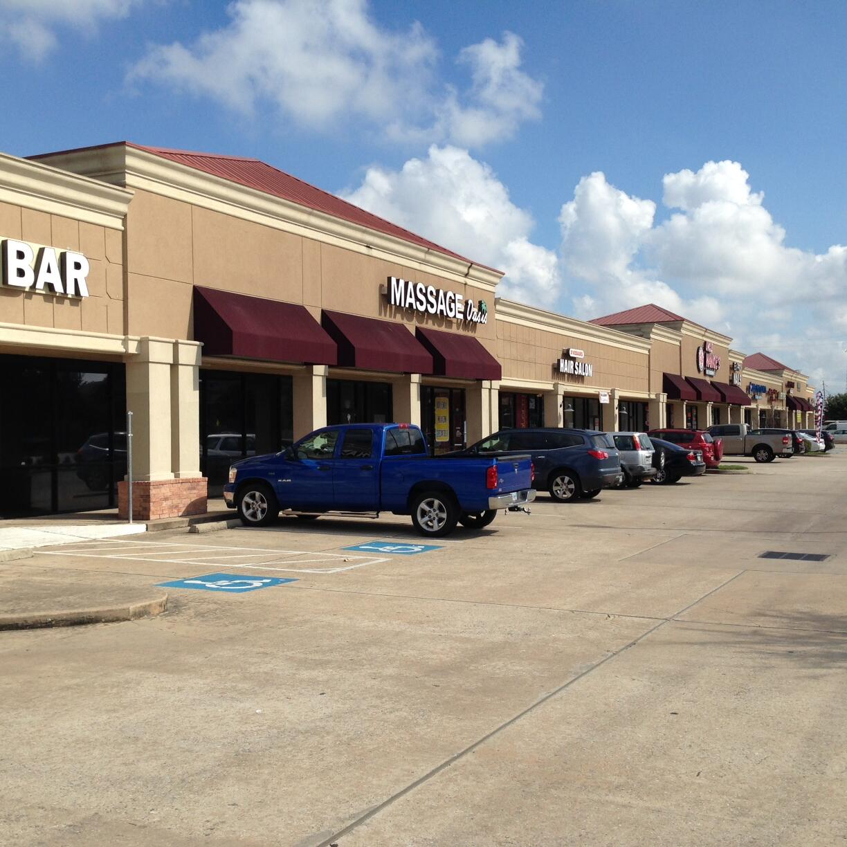 Louetta Creek Plaza net lease property