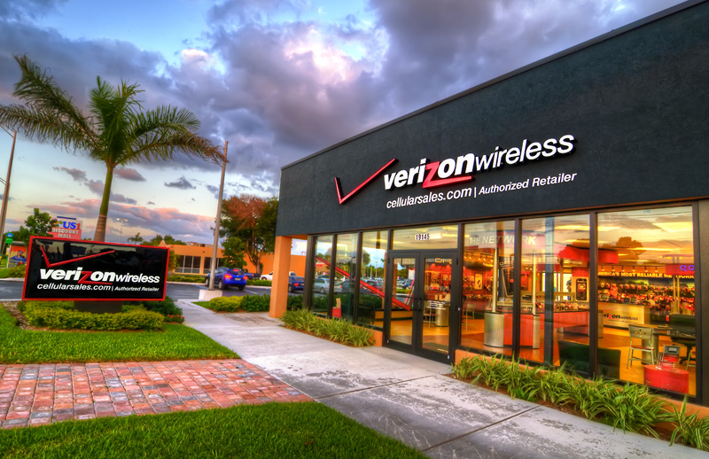 Investment property services provided for Verizon Store
